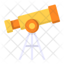 Telescope Astronomy Astrology Icon