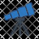 Telescope View Zoom Icon