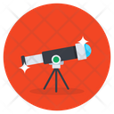 Telescope Astrophysics Observatory Telescope Icon