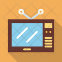 Television Tv Retro Tventertainment Icon