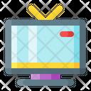 Television Electronic Appliances Icon