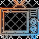 Television Retro Tv Tv Icon
