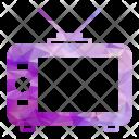 Television Tv Icon