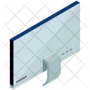 Television View Back Icon