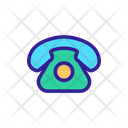 Support Home Phone Icon