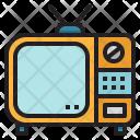 Television Tv Vintage Icon