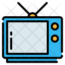 Television Tv Monitor Icon