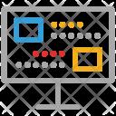 Tv Television Display Icon