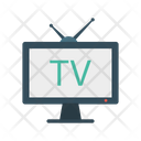 Tv Ads Antenna Icon