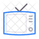 Tv Antenna Screen Icon