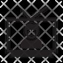 Television Antenna Drama Icon