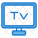 Television Tv Home Icon