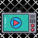 Television Antenna Entertainment Icon