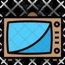 Television Retro Tv Icon