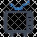Entertainment Television Tv Icon