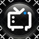 Media Tv Television Icon