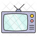 Television Retro Entertainment Icon