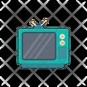 Television Antenna Broadcast Icon