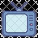 Set Tv Antenna Icon