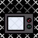 Television Antenna Lifestyle Icon