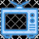 Television Tv Screen Icon