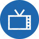 Television Tv Live Icon