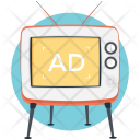 Television Ads Icon
