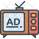 Television Ads Television Ads Icon