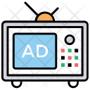 Television Advertisement Icon