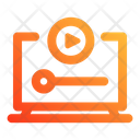 Television Learning Icon