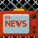 Television news Icon