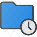 Temp Temporary Time Icon