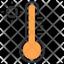 Temperature Sign Information Icon