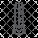 Temperature Measurement Scale Icon