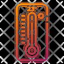 Temperature Thermometer Atmosphere Temperature Icon