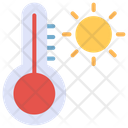 Temperature Warmth Heat Icon