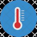 Temperature Thermometer Wall Icon