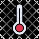 Temperature Thermometer Hot Icon