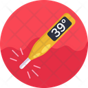 Thermometer Infection Corona Icon