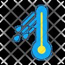 Temperature Rain Climate Temperate Freezing Temperature Temperature Icon
