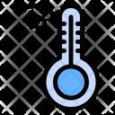 Temperature Thermometer Smart Icon