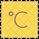 Temperature Weather Forecast Icon