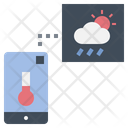 Temperature Application Icon
