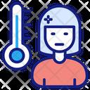 Temperature Checking Icon