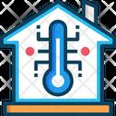 M Temperature Control Temperature Control Home Temperature Control Icon