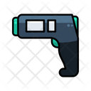 Temperature Gun Icon