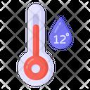 Temperature Humidity Icon