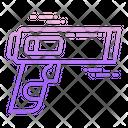 Temperature Scanning Gun Icon