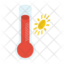 Temperature Thermometer Icon