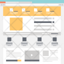 Template Marketplace Animation Icon